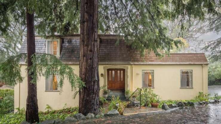 Charming French Style Home Custom Built: 1045 San Raymundo Rd Hillsborough, Ca
