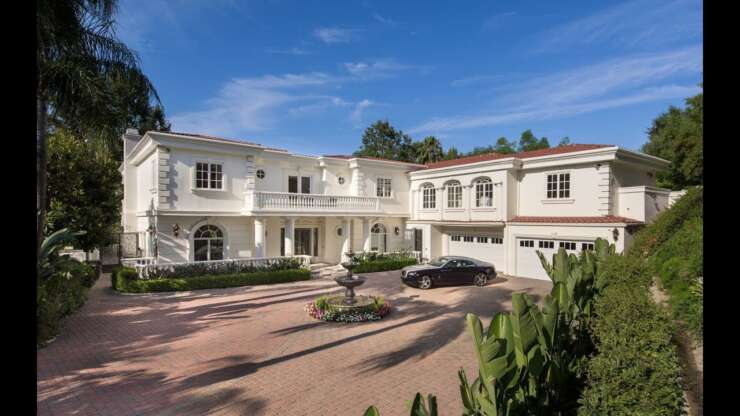 New Home Listing: 3916 Park Antonio Calabasas CA 91302
