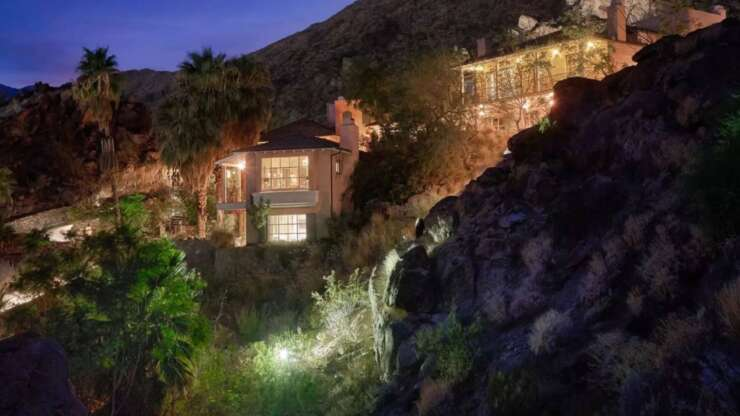 Home Listing: 252 Ridge Road Palm Springs California