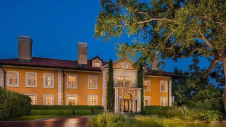 What Does $28 Million Buy In Pasadena? The 'Dynasty Mansion'